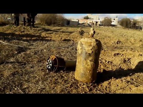 فيديو: أدلة جديدة على استخدام نظام الأسد للأسلحة الكيميائية بشكل منظم