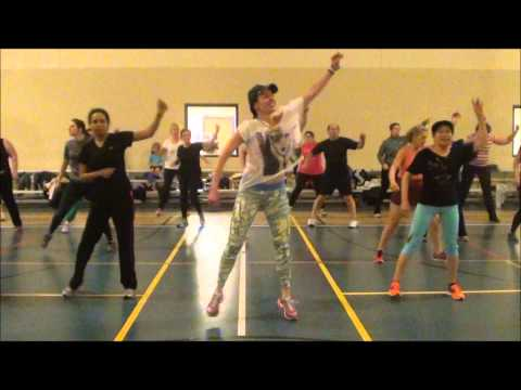 Cant Get Enough Of Your Love/ Barry White  Cool Down Warm Up Jilly Zumba Dance Fitness Routine