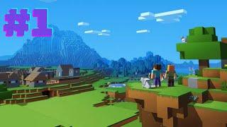 Minecraft geri dönüş ( BÖLÜM 1)