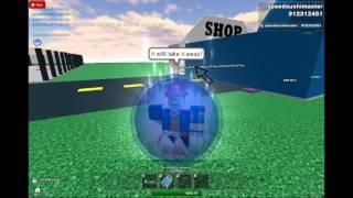 ROBLOX - Ydoc's Dojo Force Field/FF Cheat