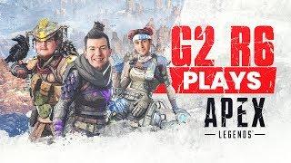 G2 R6 PLAYS   Apex Legends
