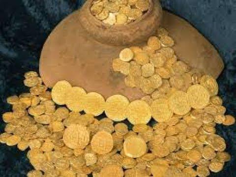 Клад золотых монет 10 руб 1993 года цена немагнитная