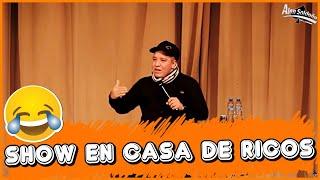Alan Saldaña │ Show En Casa De Ricos