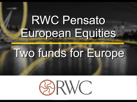 RWC Pensato European Equities – Two funds for Europe