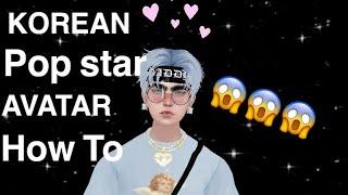 How To Create Korean Pop Star Avatar IMVU screenshot 1