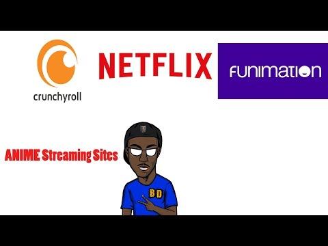 Funimation,Hulu,Netflix,Crunchyroll:Anime Stream Talk VEDAY Day 13