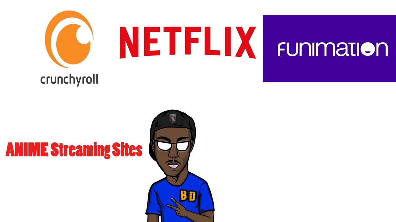 FunimationHuluNetflixCrunchyrollAnime Stream Talk VEDAY Day 13