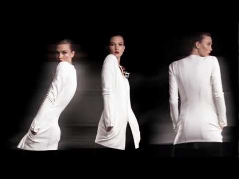 Donna Karan Resort 2012 Campaign Video