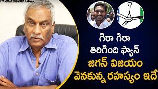 Why Chandrababu Naidu lost & how Jagan won: Tammareddy   Pawan Kalyan   AP 2019 Elections Results