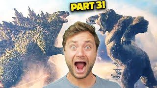 The Other Guy In Godzilla VS Kong Part 3