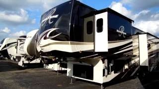 2017 Riverstone 38MB Legacy Full Time 4 Season Fifth Wheel By Forestriver RV Review Walkthroughs