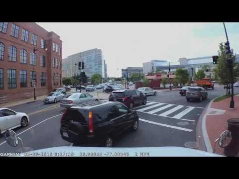 Stupid drivers (Washington DC, Maryland and Virginia)