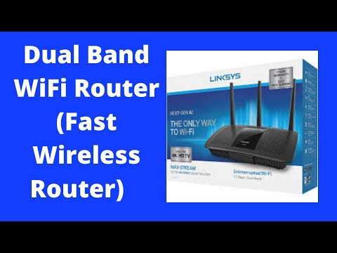 Linksys AC1750 Dual-Band Smart Wireless Router with MU-MIMO ™ Max Stream EA7300