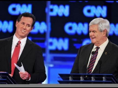 Newt and Santorum For President?
