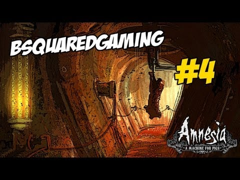 Amnesia: a machine for pigs Gameplay Walkthrough Parte 4 [ITA] HD - Enigma animali impagliati