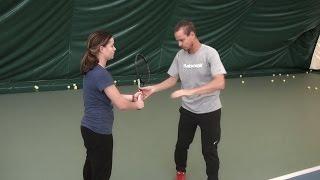 Теннис. Дневник тренировок. 30.