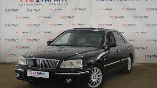 Hyundai XG с пробегом 2004 | Автомобили с пробегом ТТС Уфа