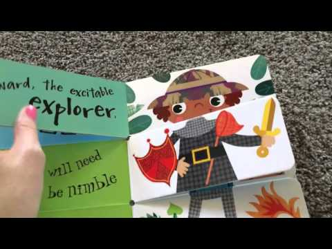 Usborne Toddler Off The Beaten Path Choices