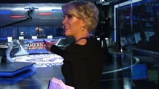 Behind the scenes with Megyn Kelly on election night
