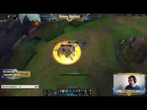 Exchange LOL with everyone 07082019 #3- Kenny Quintal