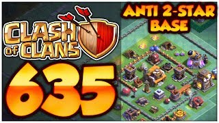 Clash Of Clans Part 635: ANTI 2 STERNE BASE bauen!