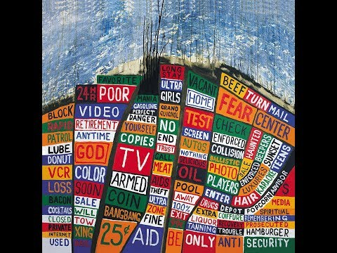 Radiohead: Hail To The Thief | ALBUM REVIEW