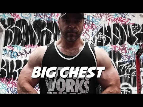 Build a BIG Chest With Limited Equipment (Or at Planet Fitness)
