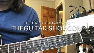 The Happy Guitar Song - Kurt Cobain - Wayne Thompson guitar lessons Lancaster Pa
