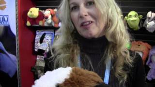 ToyDirectory.com Presents: CJ Products Pillow Pets 2012 New York International Toy Fair