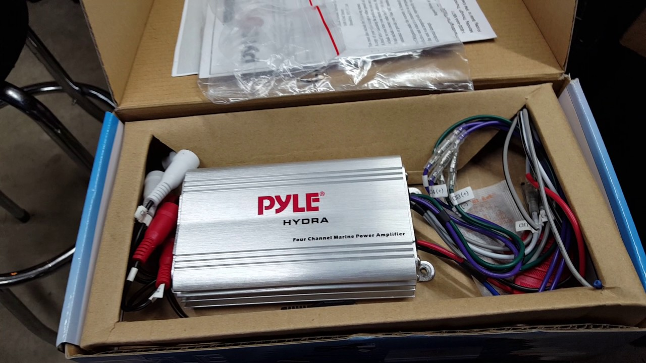 pyle plmrmp3a amp review youtube marine wiring diagrams pyle plmrmp3a amp review