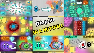 Diep.io in a NUTSHELL - Funny videos & Comics, daily life in diep.io