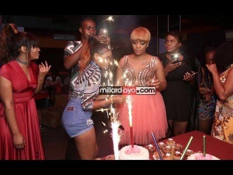 Download FULL VIDEO: IRENE UWOYA ALIVYOANGUSHA PARTY YA BIRTHDAY YAKE