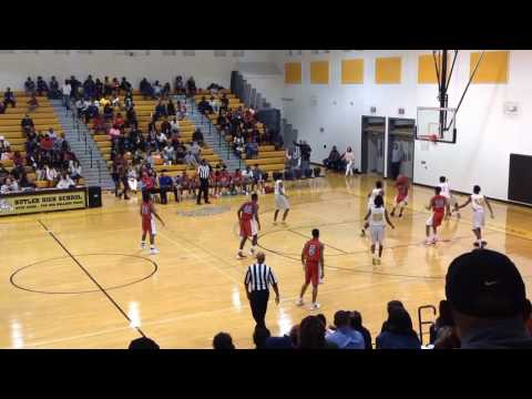 -Justin Phillips Basketball Highlights Averaged 20.3 Points Per Game.