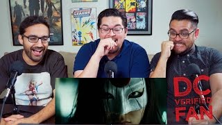 Suicide Squad Trailer Reaction from Superhero News