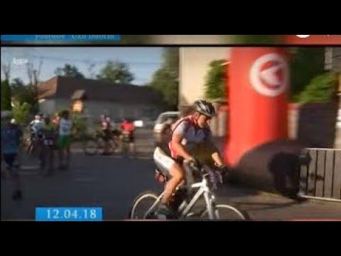 ТРК ВіККА: Черкаські велосипедисти привезли п'ять нагород з чемпіонату України