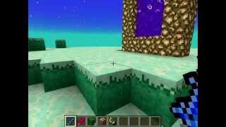 [Tuto FR Minecraft] Comment faire un Portail vers l'Aether [Le paradis]