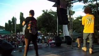 ferxa jg peligro fer dj oldschool selectah performing live reggae dancehall music