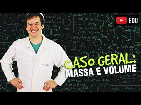 4.-cálculo-estequiométrico---caso-geral:-massa-e-volume-[química-geral]