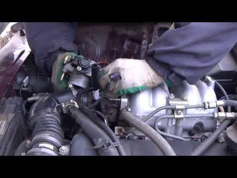 Машина перестала заводиться. Замена регулятора холостого хода на ВАЗ-2107 инжектор.