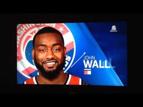 New 2016-17 Washington Wizards Intro On ComcastSportsNet Mid-Atlantic