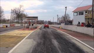 Clarksville Speedway Test and Tune