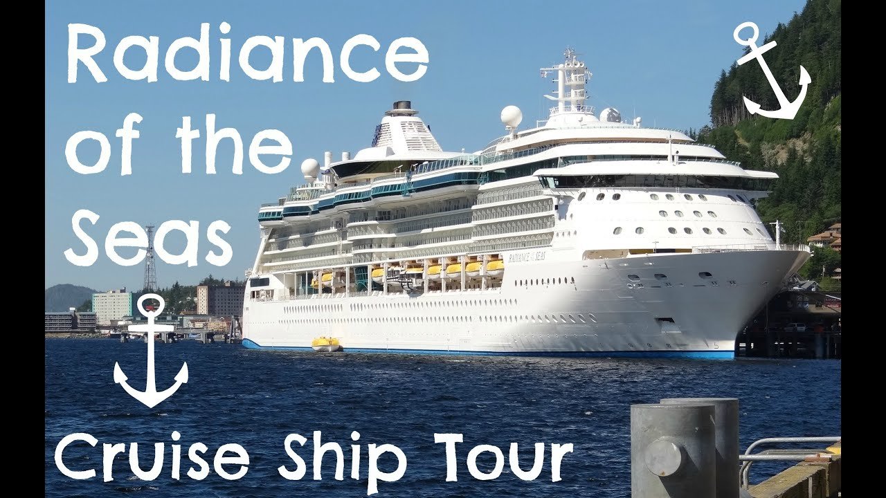 Radiance Of The Seas Cruise Ship Tour YouTube - Radiance of the seas