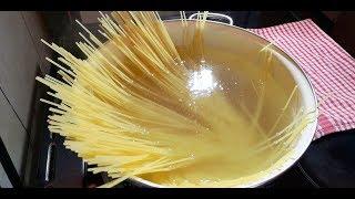 kako skuvati spagete