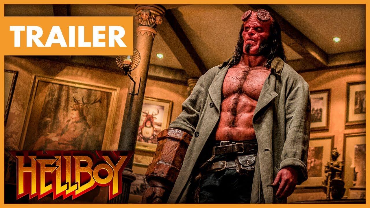 Hellboy trailer 2 (2019) | Nu overal verkrijgbaar