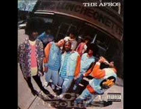 the afros - better luck next time