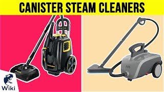 10 Best Canister Steam Cleaner…