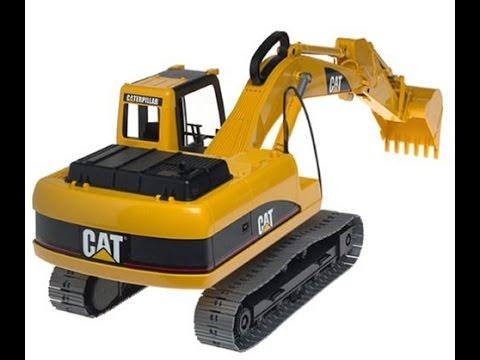 Pelleteuse jouet bruder toys caterpillar pour les enfants for Pelleteuse jouet exterieur