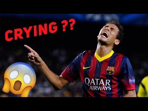Neymar Sad Moments ● GoodBye Barcelona 2017 ► HD
