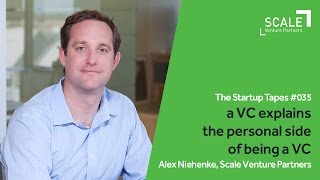 A VC Explains the Personal Side of Being a VC — The Startup Tapes #035