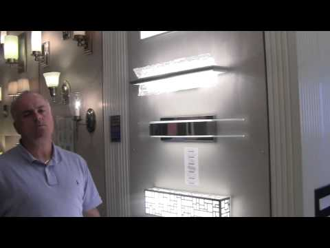 LED Bathroom Vanity Lighting